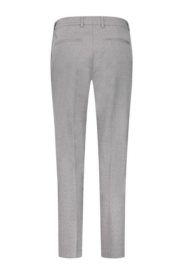Filippa K Emma Crop Trousers 25503 Cool Wool Light Grey