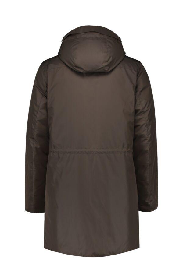 C.P.Company Outerwear Micro-M Long Jacket Cloudburst - 05CMOW092A 004275A 922