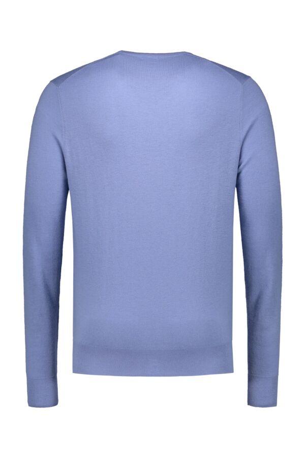Filippa K M. Silk Mix Sweater Paris Blue - 25604 8135