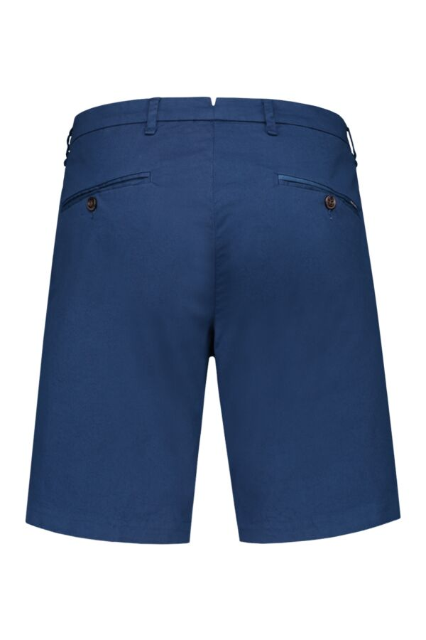 Myths Chino Short in Blue - 19M74B 286 03