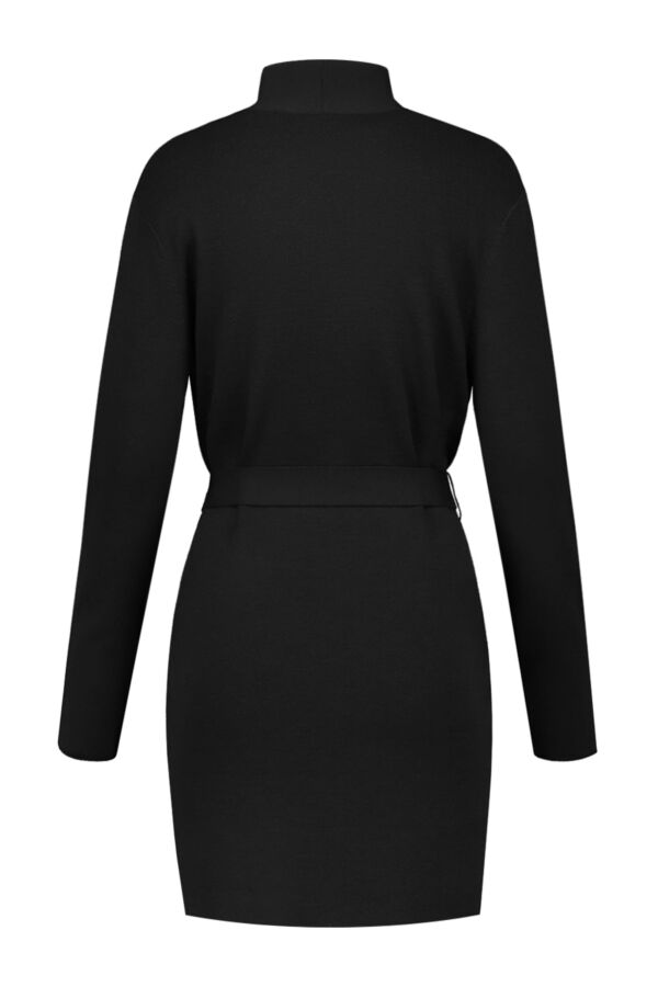 Filippa K Belted Mid Cardigan Black - 25935 1433