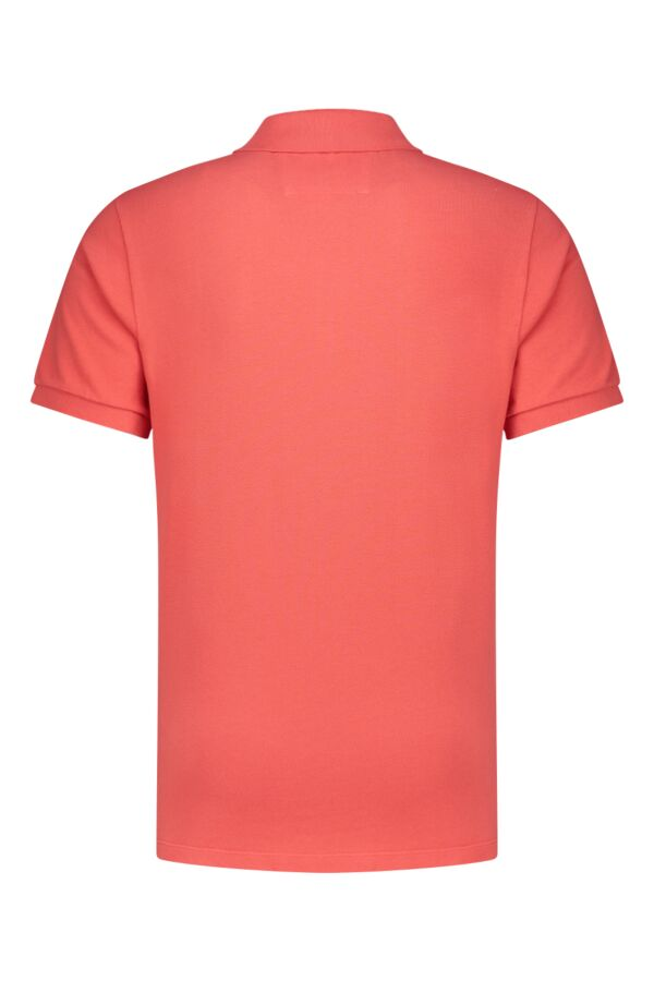 C.P. Company Polo Short Sleeve Piquet High Risk Red - 06CMPL053A 001672G 547