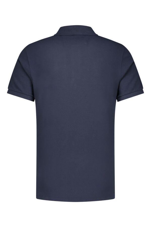 C.P. Company Polo Short Sleeve Piquet Total Eclipse - 06CMPL053A 001672G 888
