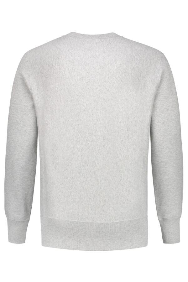 Champion Crewneck Sweater in Light Grey - 212572 EM004 LOXGM