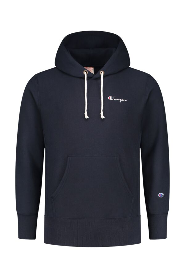 Champion Hooded Sweatshirt in Navy - 212967 BS501 NNY