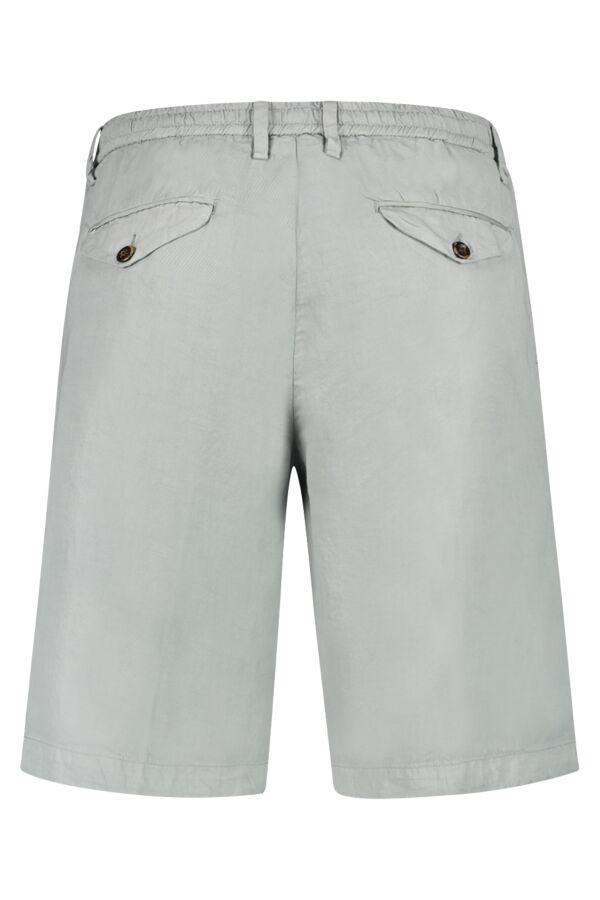 Myths Chino Short in Grey - 19M71B 80 36
