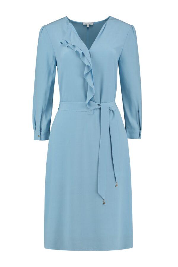 Patrizia Pepe Dress Cosmic Blue - 2A1913 A3LY C751