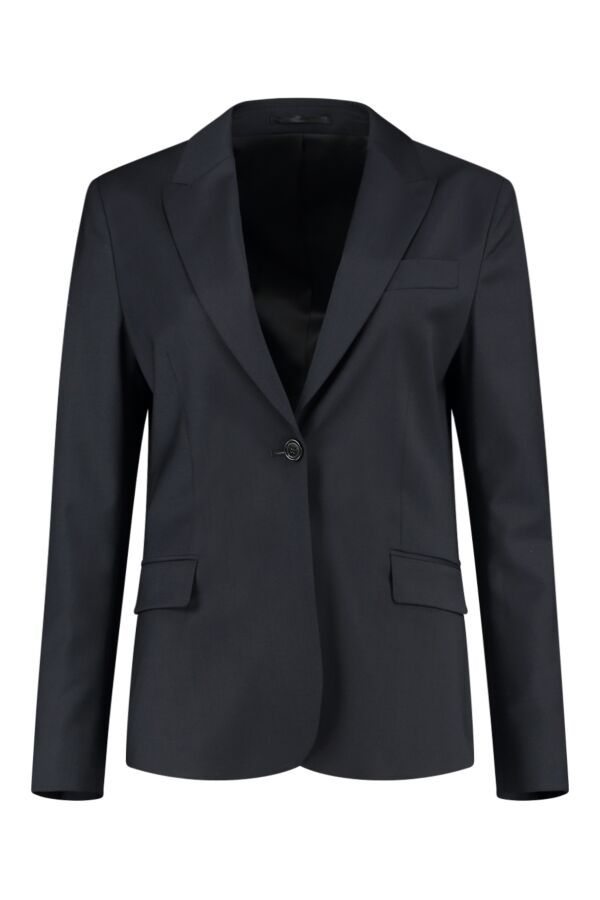 Filippa K Sasha Cool Wool Blazer Dk. Navy - 25387 1082