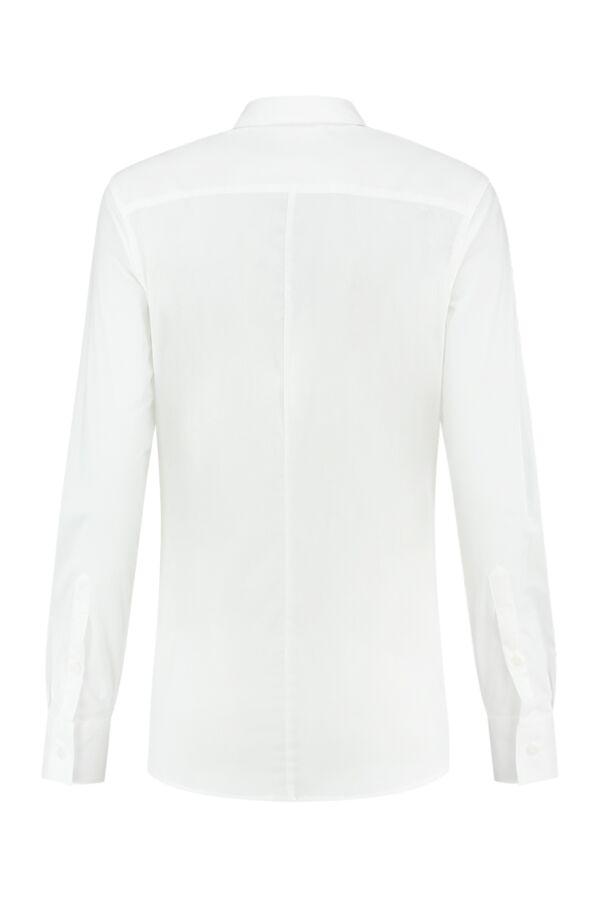Filippa K Classic Stretch Shirt White - 18823 1009