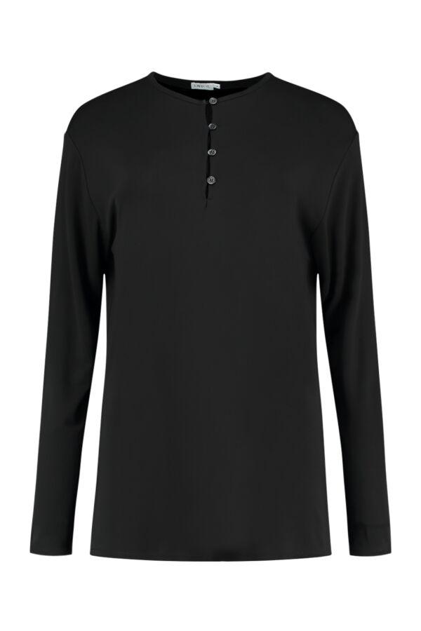 Filippa K Quinn Tunic Blouse Black - 26437 1433