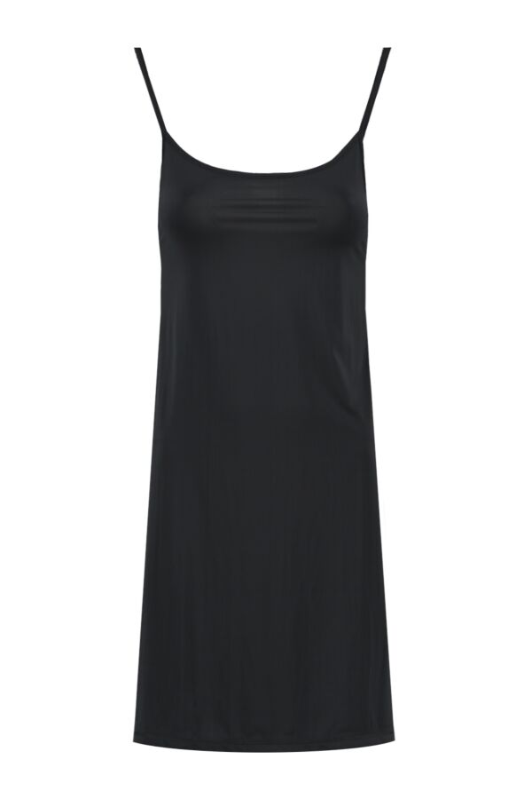 Filippa K Tech Slip Dress Black - 25677 1433