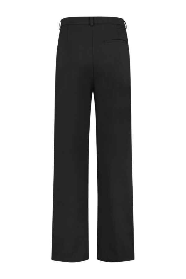 Fiippa K Ivy Jersey Trouser Black 26499