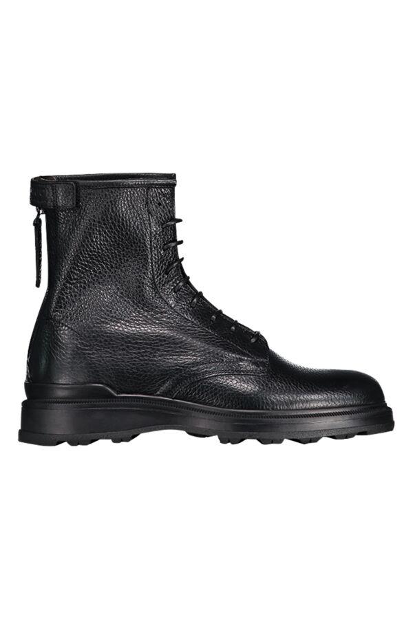 Woolrich Footwear City Boot Blubber Nero - WFW192033 3400
