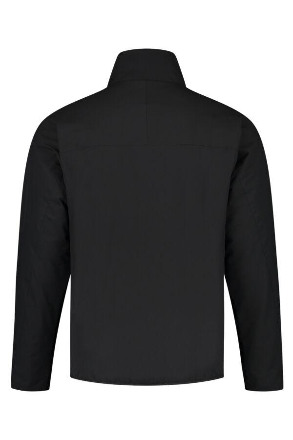 C.P. Company Outerwear Pro Tek Jacket Black - 07CMOW023A 004117A 999