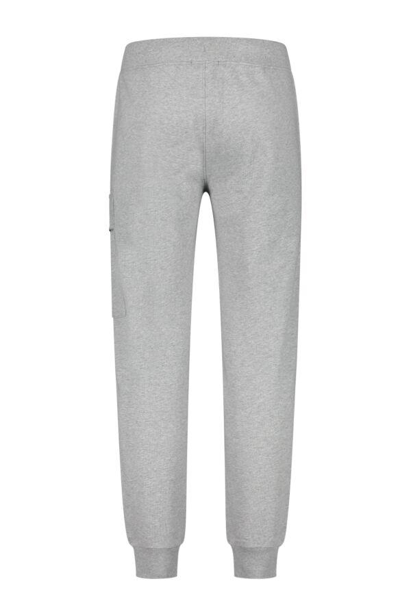C.P. Company Sweatpants Grey Melange - 07CMSS004A 005086W M93