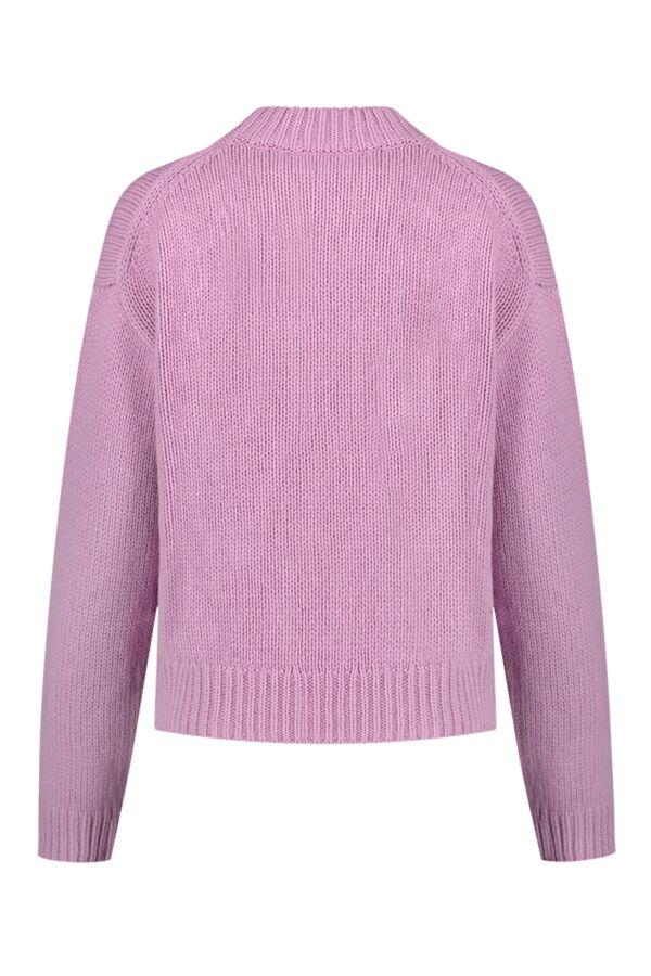 Filippa K Cora Sweater Mid Pink - 26408 8572