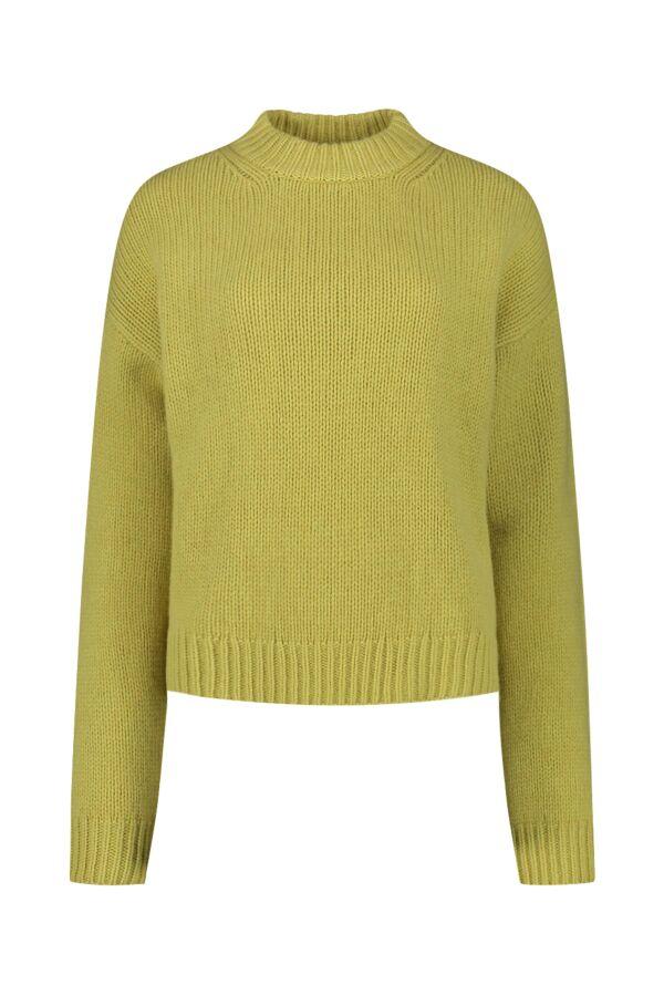 Filippa K Cora Sweater Dijon Melange - 26408 8571