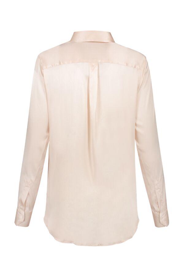 Bloom Fashion Blouse Zijde Rose - 1107 55149 002