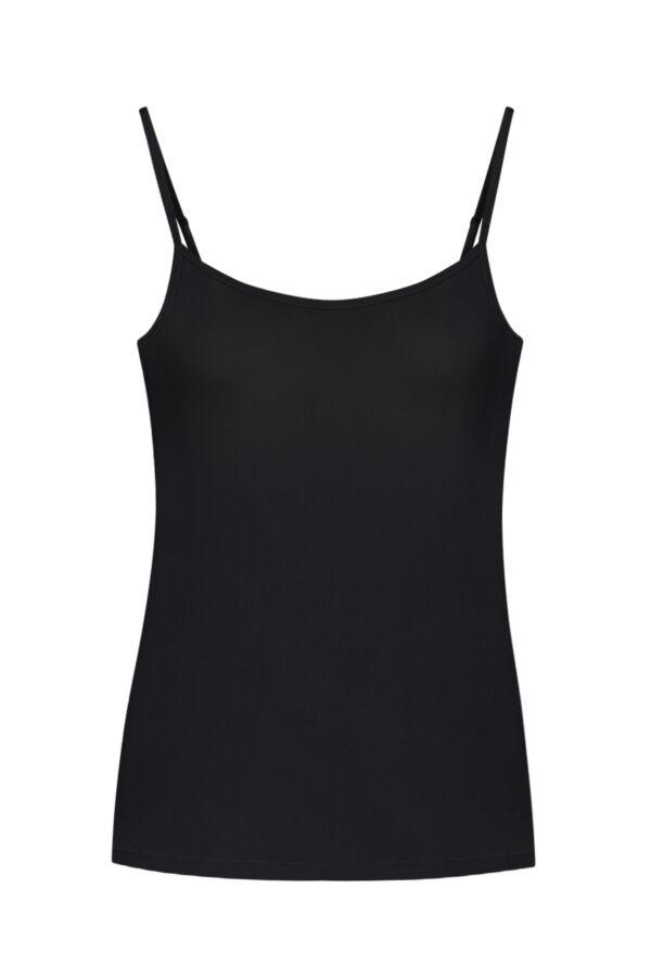 Filippa K Tech Slip Top Black - 27075 1433