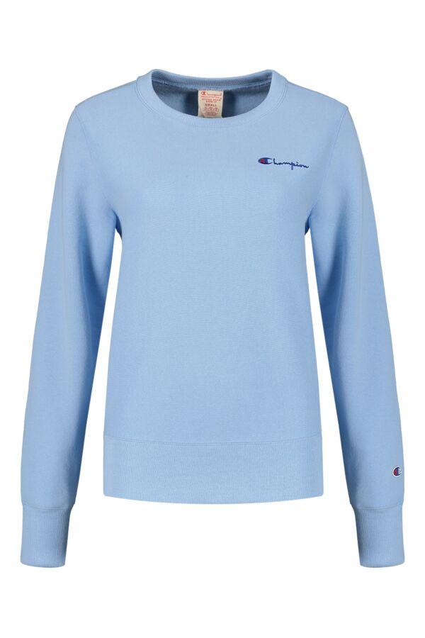 Champion Crewneck Sweater Light Blue - 112187 BS085 BEL