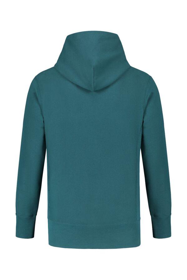 Champion Hooded Sweatshirt Teal - 212574 GS549 TEL