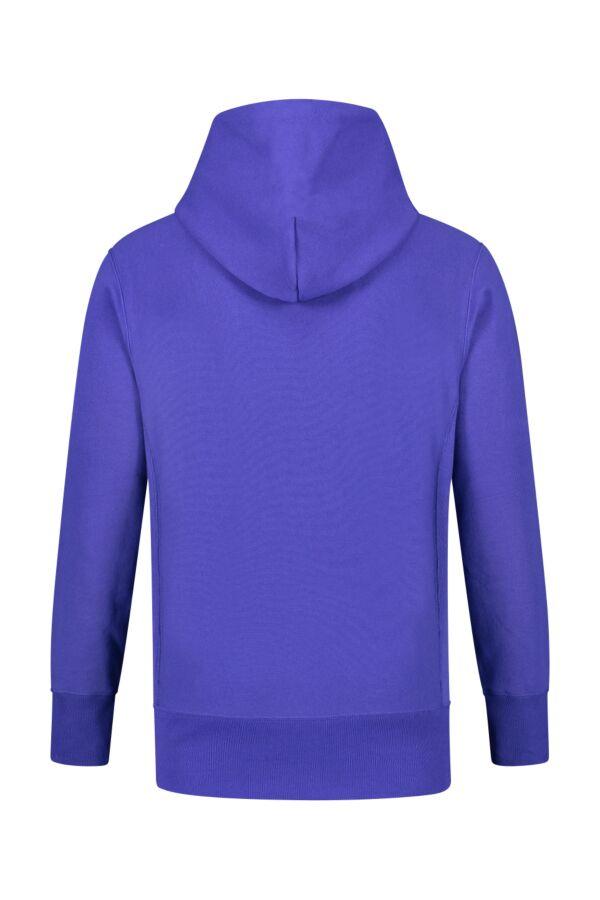 Champion Hooded Sweatshirt Purple - 212574 BS103 BKK