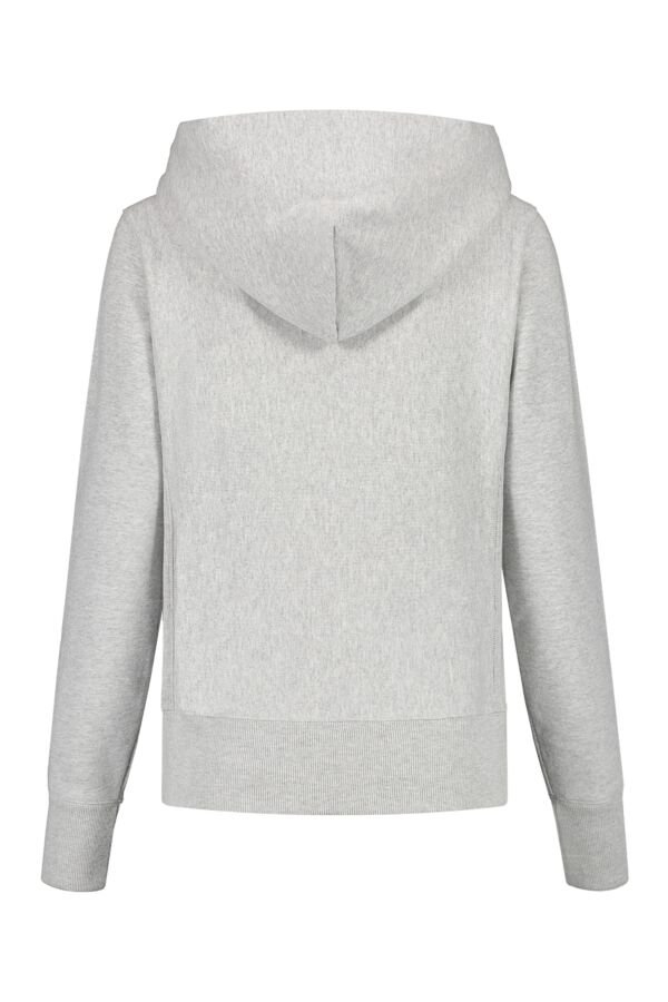 Champion Hooded Sweatshirt Grey Melange - 111556 EM004 LOXGM