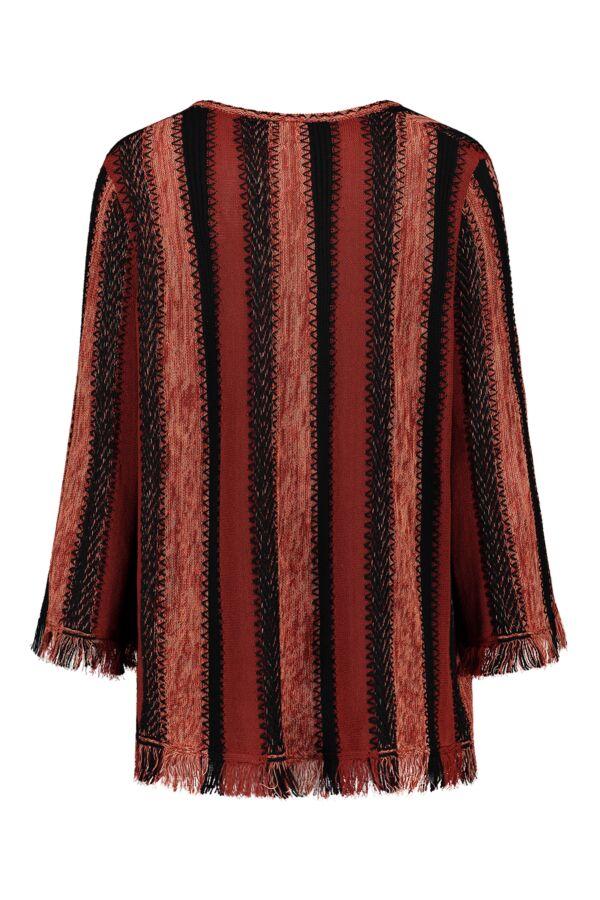 MMissoni Knit Top Fired Brick - 2DN00125 2K003B S403Y