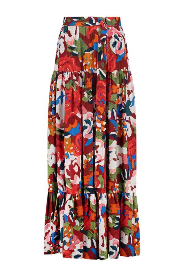 Mmissoni Skirt Mocha Bisque - 2DH00095 2W0032 S803G