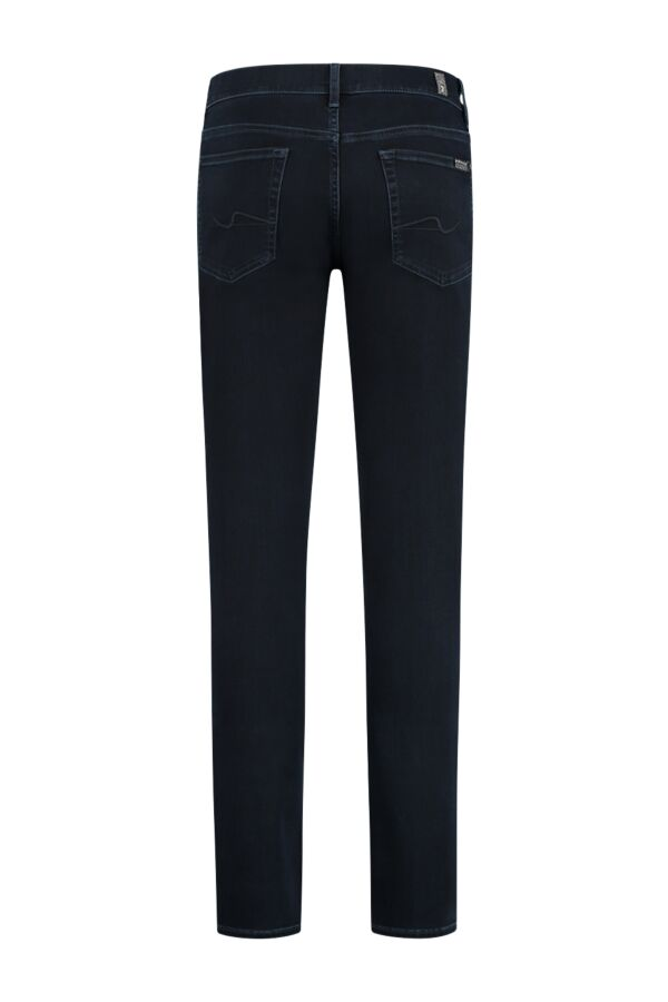 7 For All Mankind Ronnie Luxe Performance Blue Black - JSD4A920BB