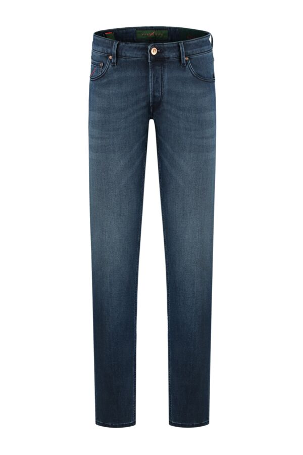 Hand Picked Orvieto Slim Fit Jeans - Orvieto 1227W2 002