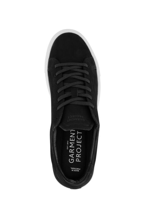 Garment Project Type Black Nubuck - GP1834 999