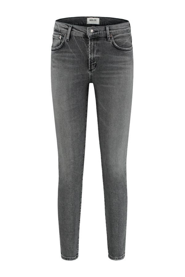 Agolde Jeans Sophie Ankle Duet A123 1274 Mid Rise