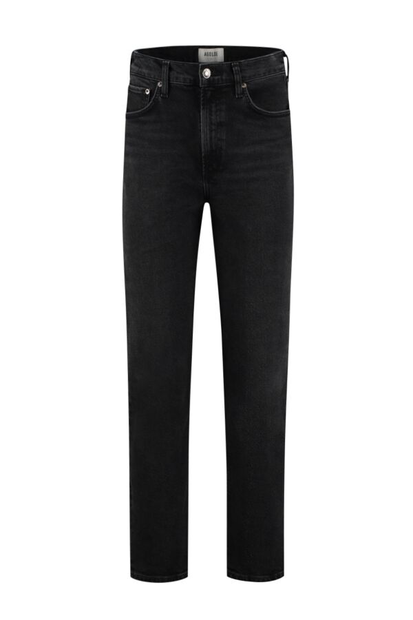 Agolde Wilder Jean Mid Rise Comfort Straight Panoramic - A156B 1286
