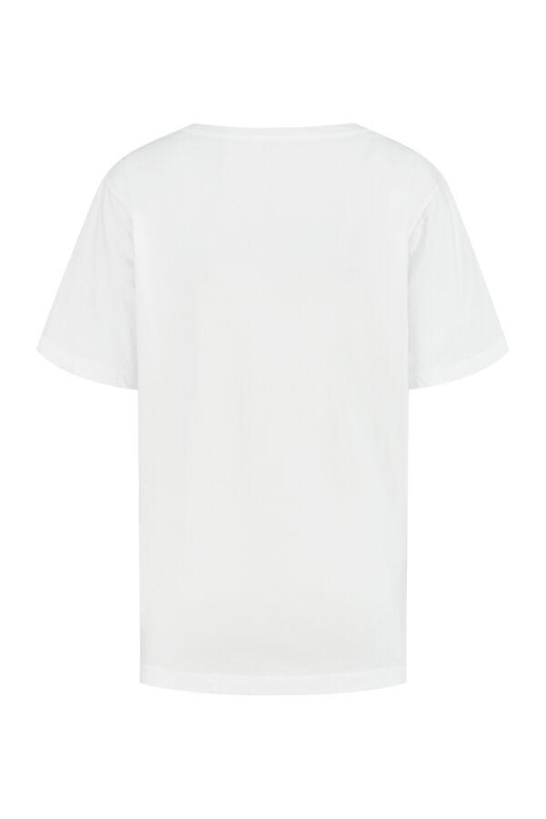 Closed T-Shirt White - C95153 44E 22 200
