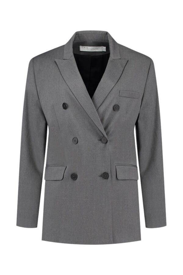 Iro Paris Jacket Mayane WP07Mayane Colbert Grijs