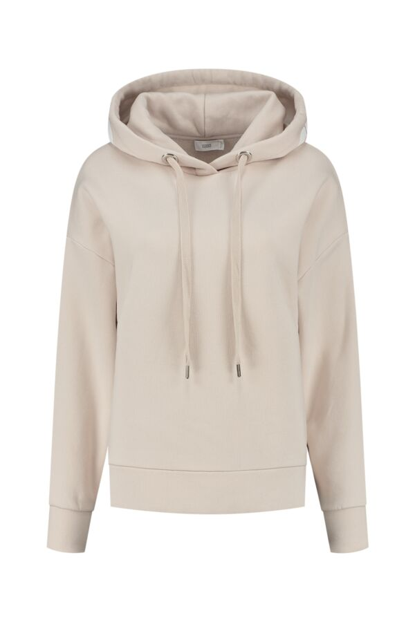 Closed Hooded Sweater Lychee - C95893 473 PR 847