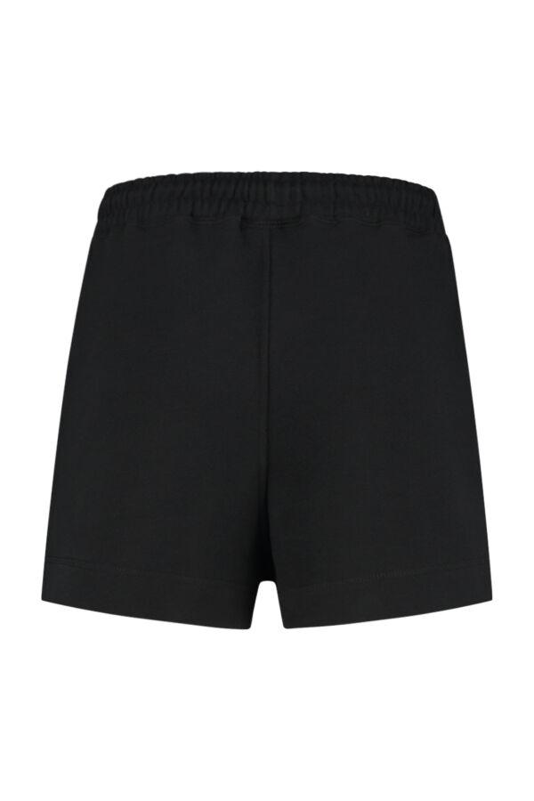 Ganni Software Isoli Drawstring Shorts Black - T2924 3490 099