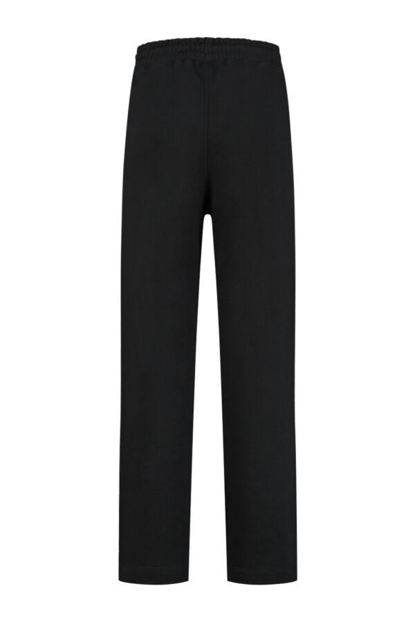Ganni Software Isoli Straight Leg Jogger Black - T2926 3490 099