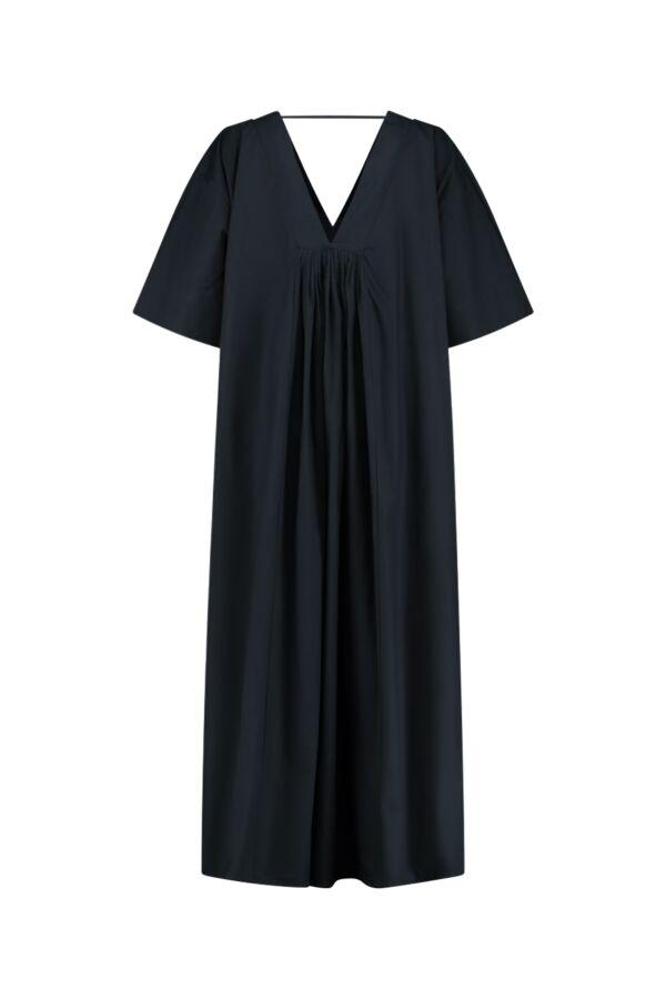 Sea Me Happy Dress Papertouch Nightblue.