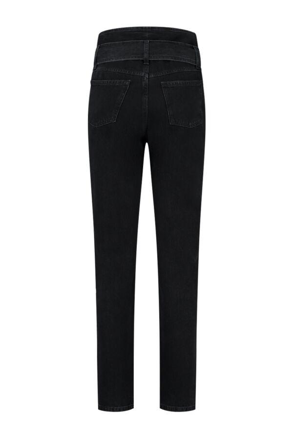 Iro Paris Ouzilly Jeans Black Stone - WM22OUZILLY