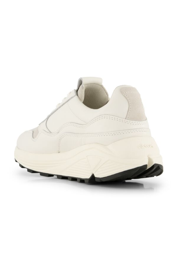 Garment Project Bailey Runner White Leather - GP2239-100