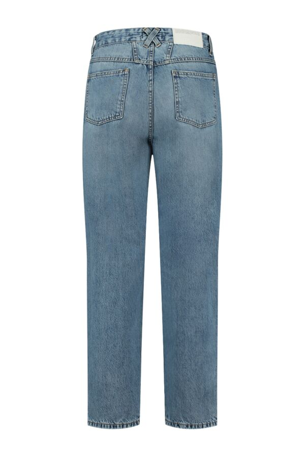 Closed Jeans Pearl Mid Blue - C91050 15E 6Y MBL