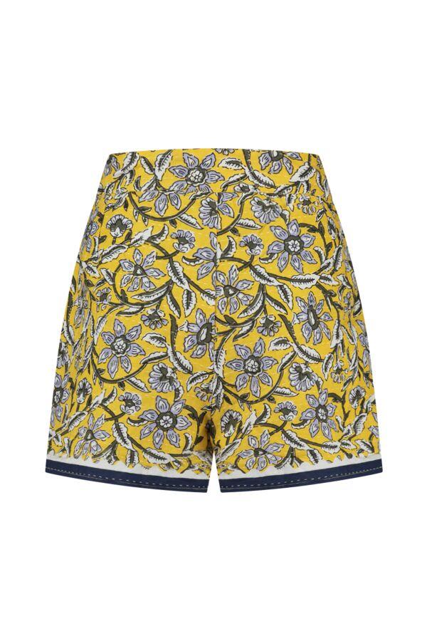 Antik Batik Marius Short Yellow