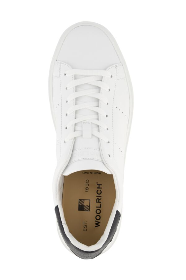 Woolrich Footwear Sneaker Bianco Blue - WFM211 020 2000