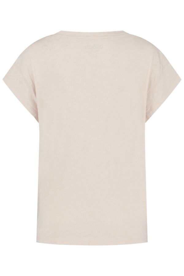 Bash Vadim T-Shirt Mauve - 1E21VADI