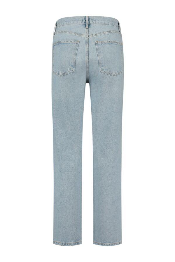 Agolde 90s Pinch Waist Flashback Jeans High Waist Straight - A154C 1141