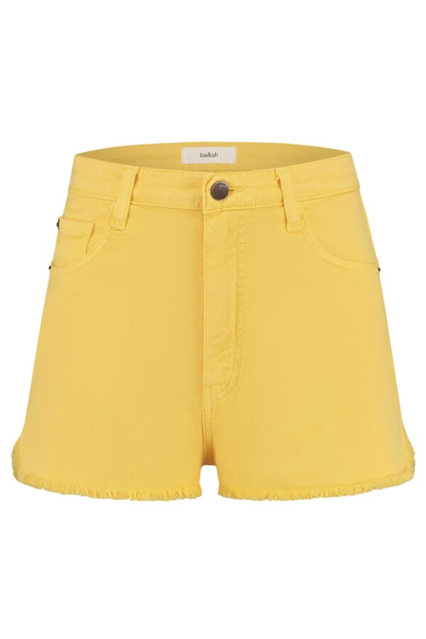 Bash Cluego Short Jaune - 1E21CLUE