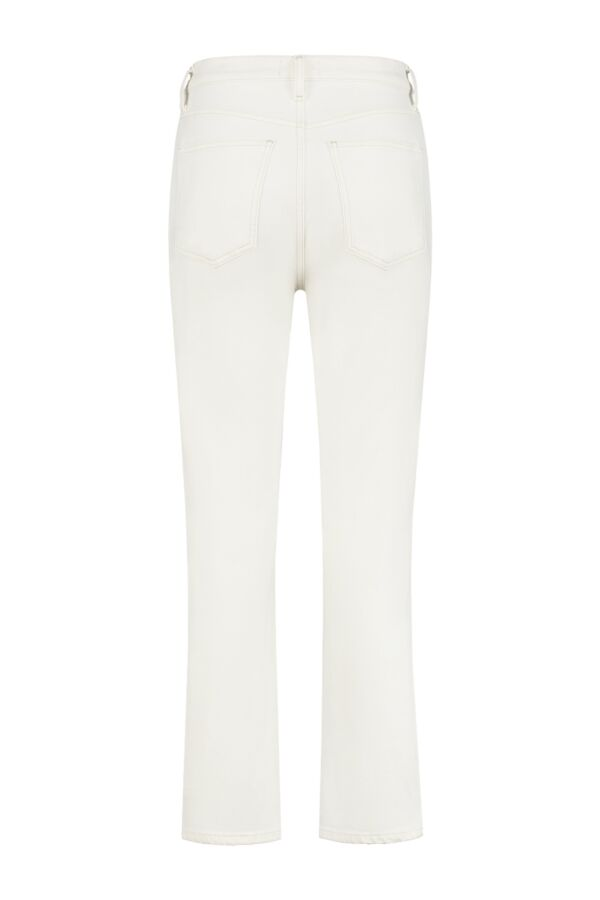 Agolde Wilder Jean Mid Rise Comfort Straight Untitled - A156 1085