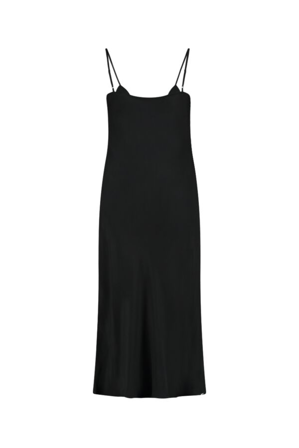 Denham Jeans Meryl Slip Dress EC Black - 02-21-04-15-040